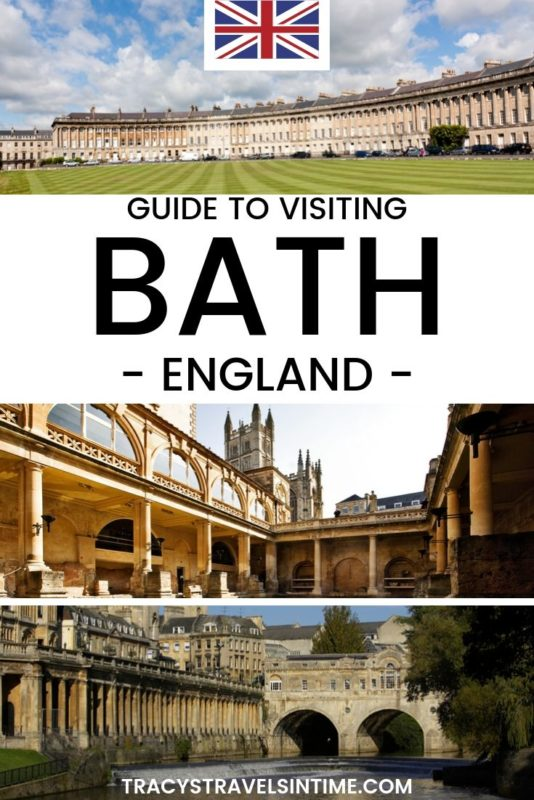 Guide to visiting Bath in England