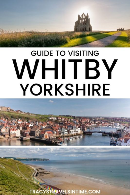 The Best Things to Do in Whitby featured by top international travel blogger, Tracy's Travels in Time: Whitby harbour