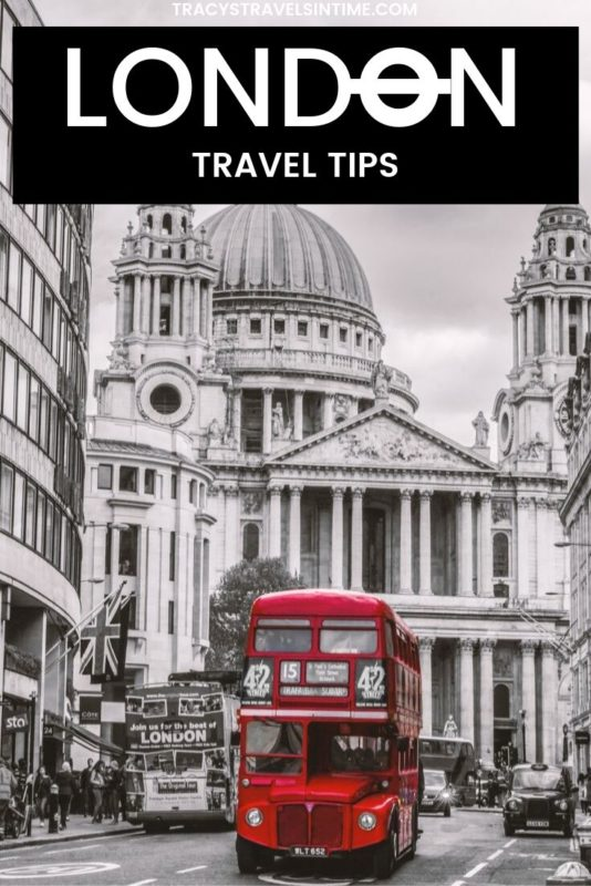 London travel tips for the first time visitor