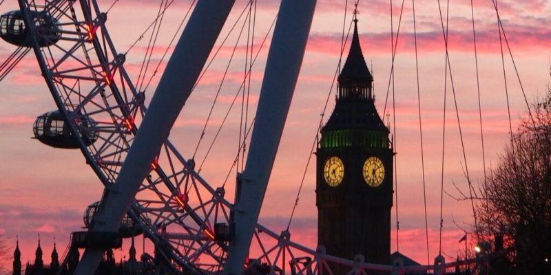 London travel tips for the first time visitor, featured by top international travel blogger, Tracy's Travels in Time : the London Eye and Big Ben