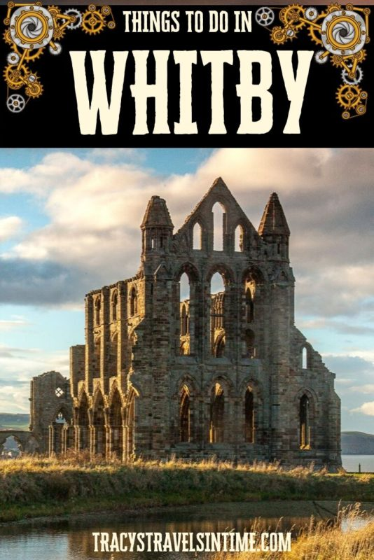 The Best Things to Do in Whitby featured by top international travel blogger, Tracy's Travels in Time