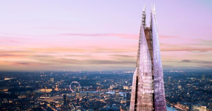 London: Top 20 Sights Walking Tour and The Shard Entry