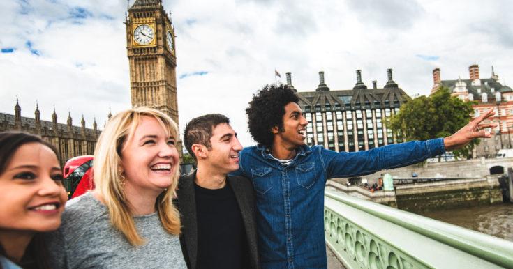 Walking Westminster: Big Ben & Houses of Parliament