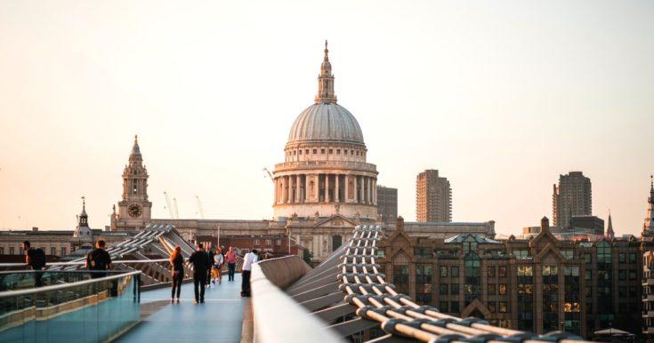 London: Old City Walking Tour