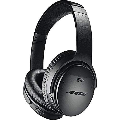 Bose Wireless Noise-Cancelling Headphones