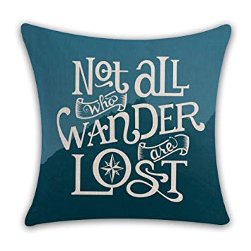 Cushion Cover Travel Quote