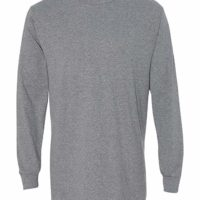 100% Cotton Long Sleeve T-Shirt for him