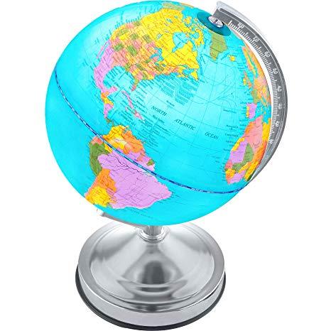 Illuminated Kids Globe