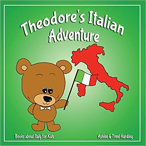 Books about Italy for Kids: Theodore's Italian Adventure