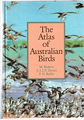 Atlas of Australian Birds