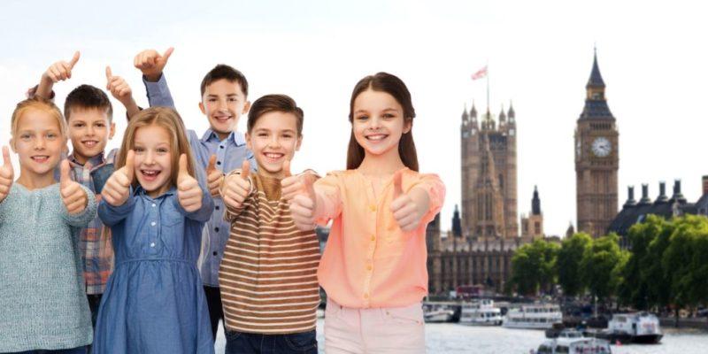 kids books about London