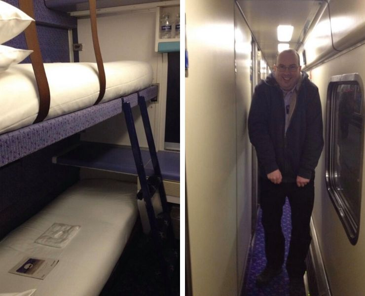 Essential tips for overnight train travel trips - sleeper train travel