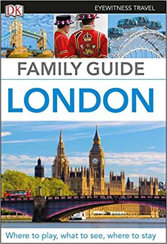 DK Eyewitness Family Guide London (Travel Guide)