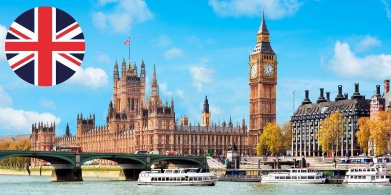 books about London - Westminster and Big Ben