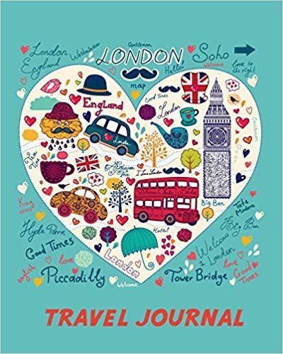 Travel Journal: Love London. Kid's Travel Journal.
