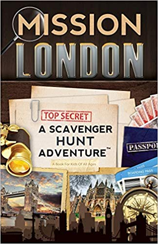 Mission London: A Scavenger Hunt Adventure