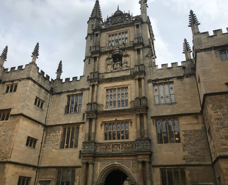 things to do in Oxford - OXFORD UNIVERSITY