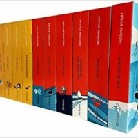 Arthur ransome swallows and amazons collection 12 books set