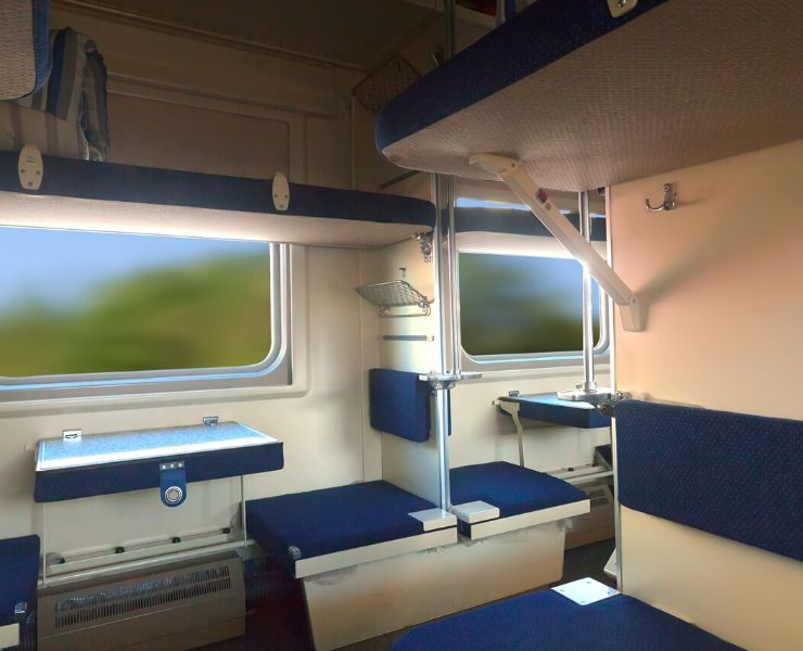 overnight train travel