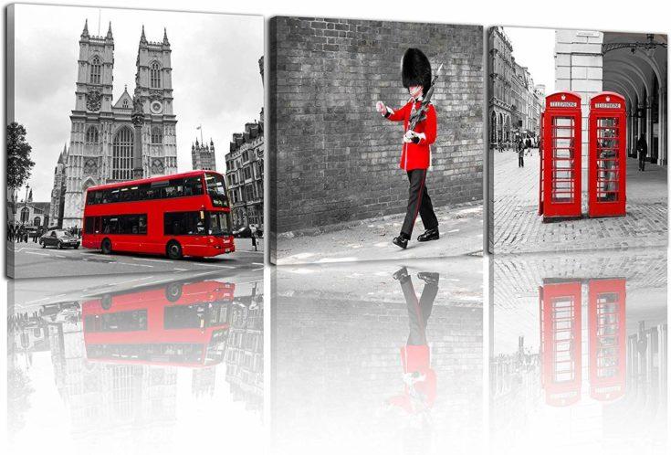Canvas Prints of London