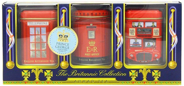 Tea Britannia Collection Loose Tea