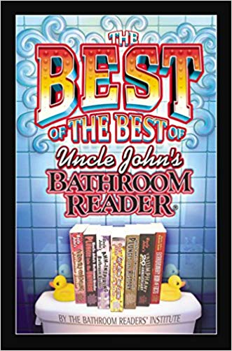 Uncle John's Bathroom Reader Plunges into Canada, Eh!