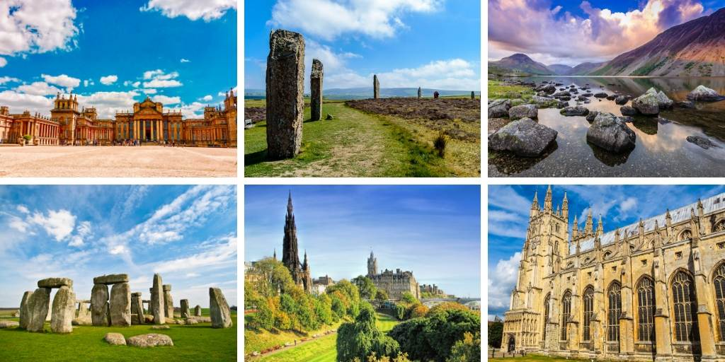 Quick Quiz! UK UNESCO World Heritage sites – how  much do you know?