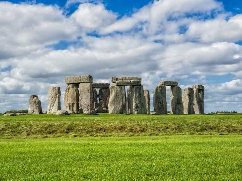Stonehenge in Wiltsire England