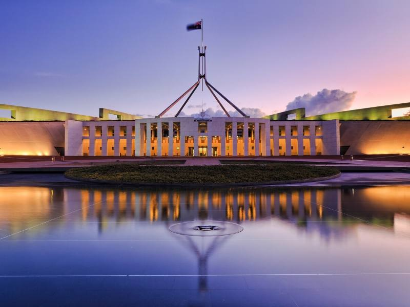 Canberra the capital one of the useful things to know when visiting Australia