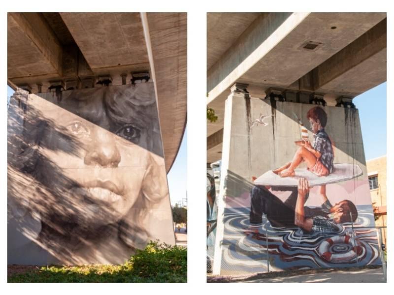 Street art in Brisbane