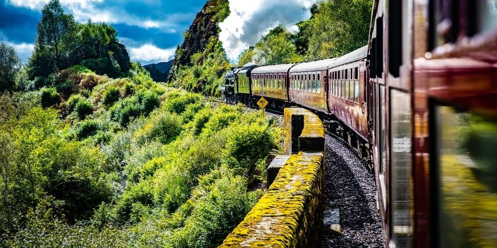 23 scenic rail journeys in Europe for your bucket list