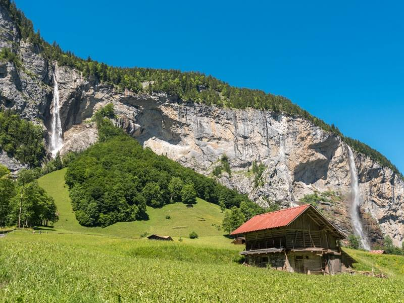 Lauterbrunnen in Switzerland