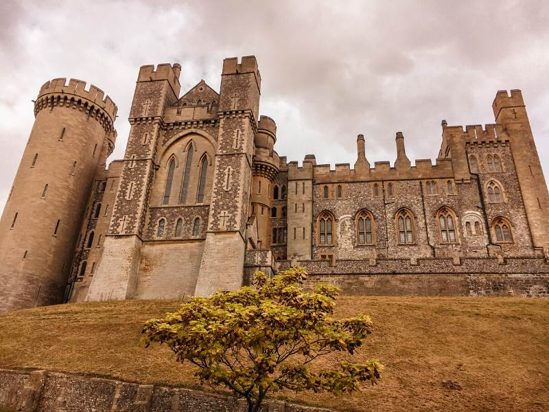 Arundel Castle a popular UK bucket list destination