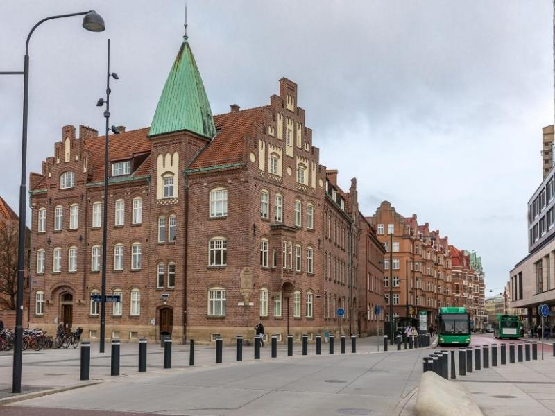 Malmo in Sweden
