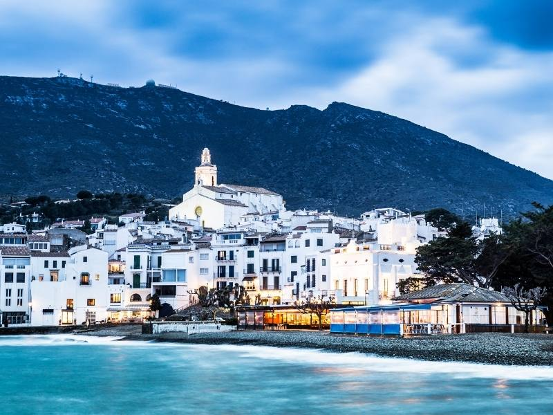 Old town of Cadaques