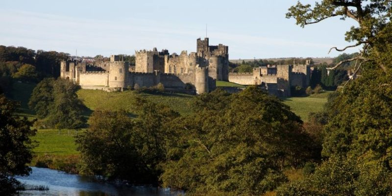 Things to do in Alnwick - visit Alnwick Castle