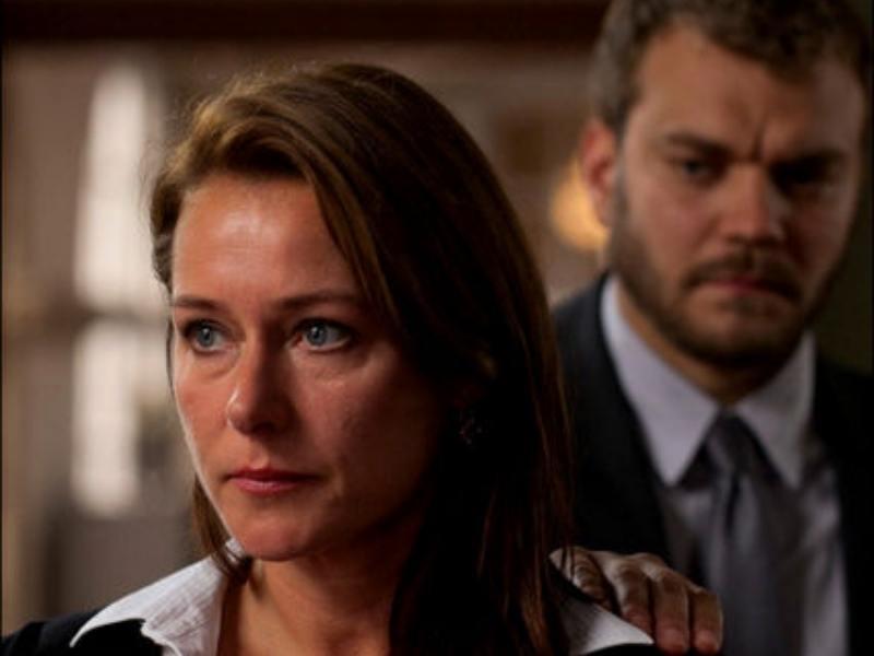 Actors from the Danish TV series Borgen