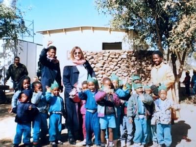 IN Gaborone Botswana