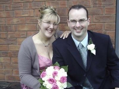 Tracy and Doug Collins