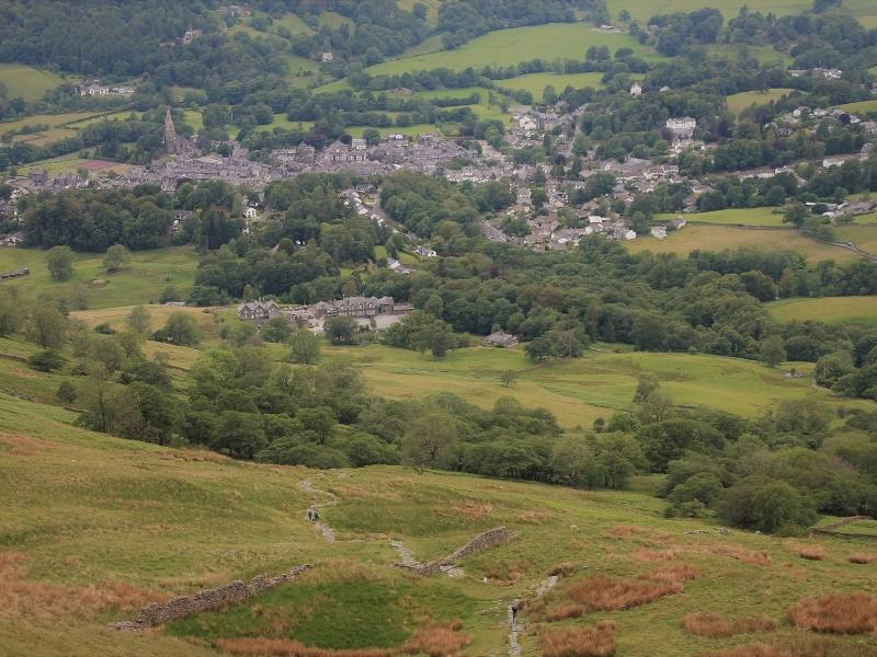 View of Ambleside