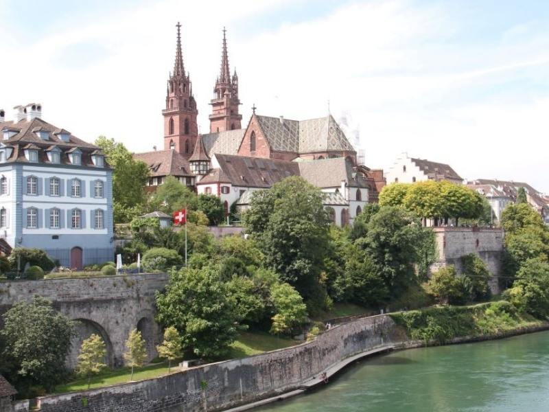 Basel Munster a Swiss bucket list place to visit