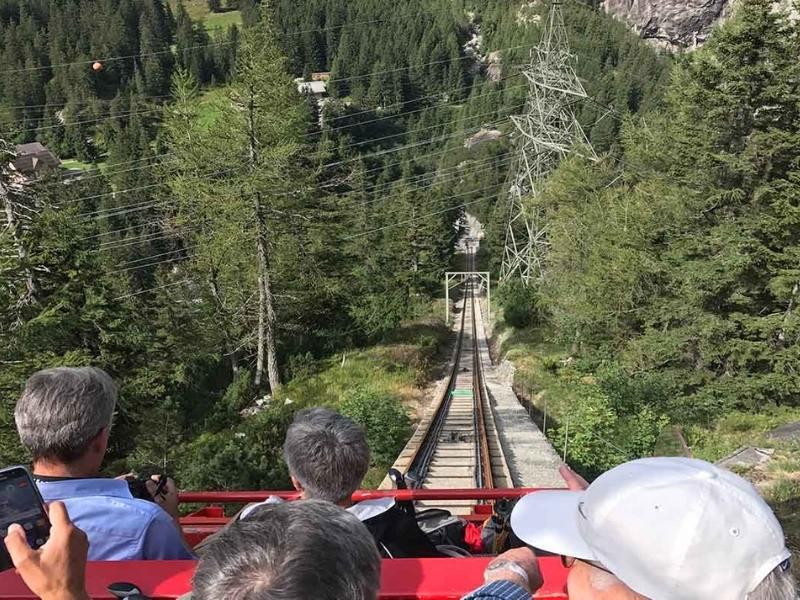 Gelmerbahn Funicular