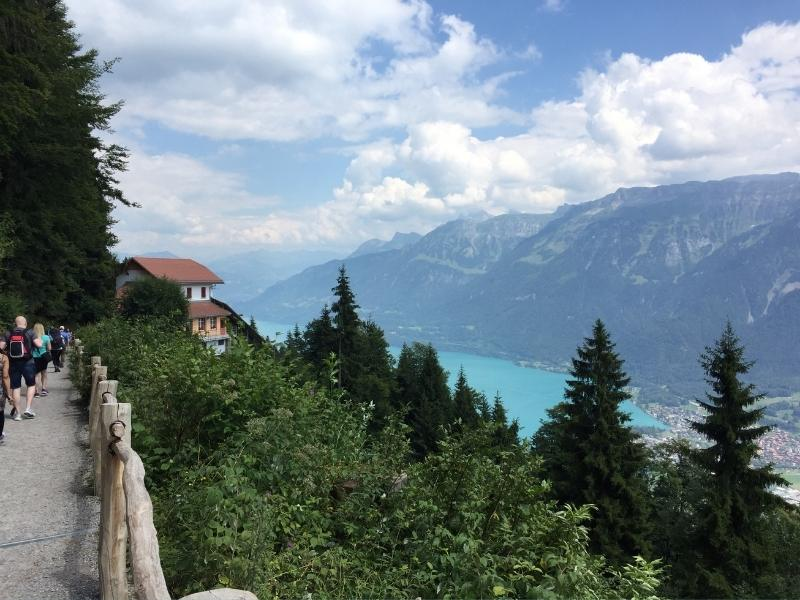 Interlaken is a popular Switzerland bucket list destination