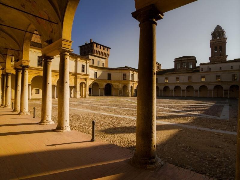 Mantova in Italy