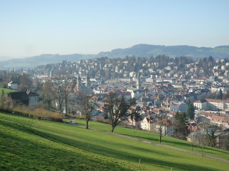 St Gallen one of Switzerland's prettiest cities and a must on any Swiss bucket list