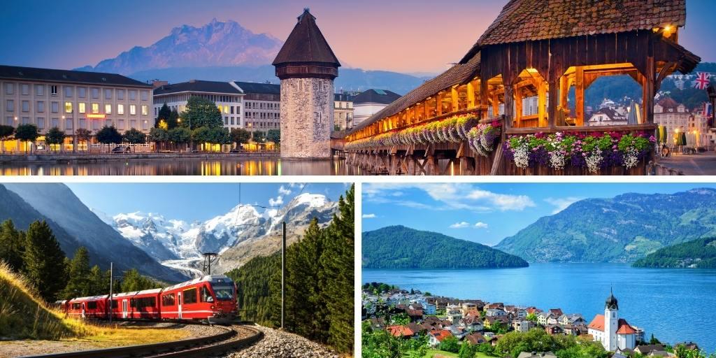 Switzerland Bucket List (24 best places to visit in Switzerland)