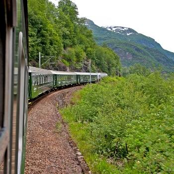 Flam train-travel-guide