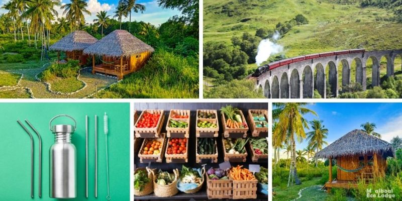Examples of sustainable travel