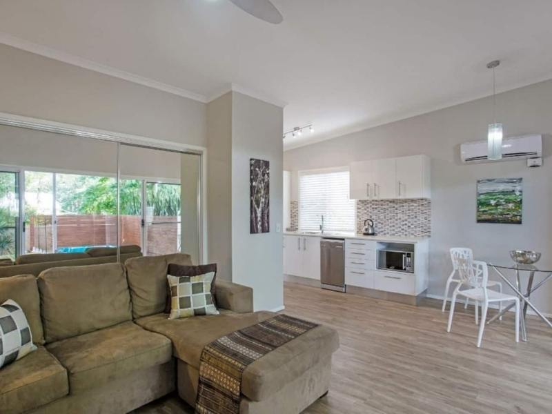 Beach Cottage for couples a lovely example of a Sunshine Coast Airbnb