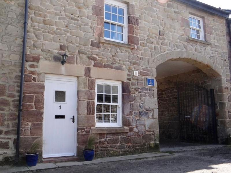 Puffin Place Seahouses Northumberland - Images courtesy of Airbnb